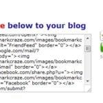 bookmarkcraze step 3