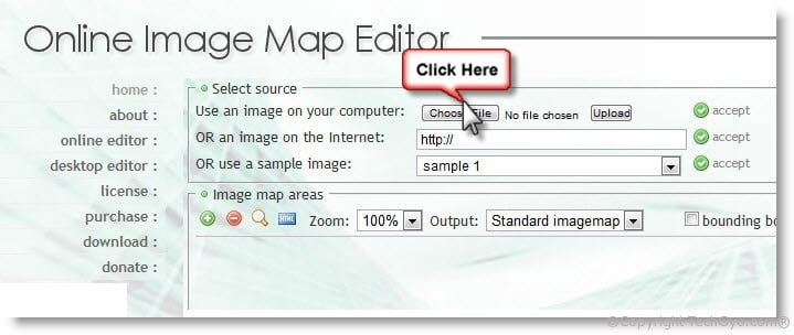 image mapping tutorial
