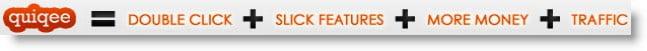 quiqee double click plus earn money