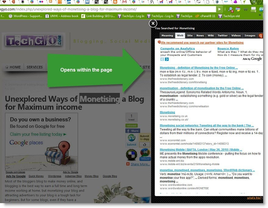 Double Click: Interactive Tool to Increase Traffic and Making Money Online 1