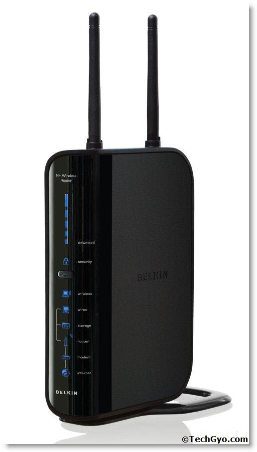 Belkin wireless router Setup