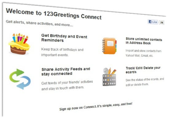 here comes 123greetings connect2