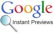 New Feature To Preview Search Results In Google Instant 1
