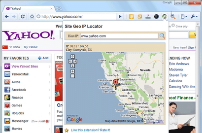 site geo ip locator