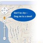 pegman in google earth street view