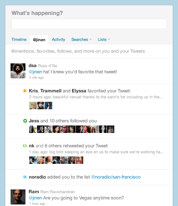 twitter new feature find your popular tweets and retweeters