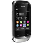 Nokia C2-06 Side