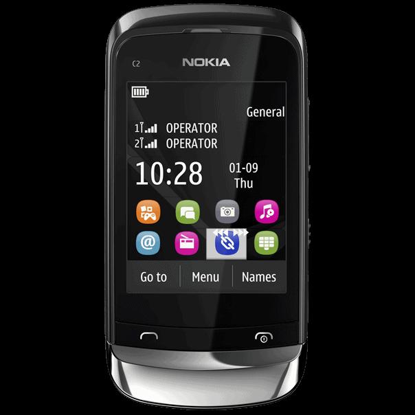 Nokia C2 06 Review