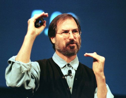 Steve jobs in his best moments