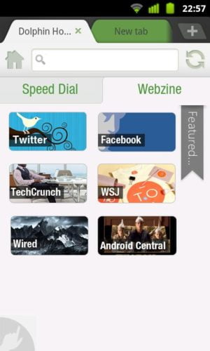 dolphin browser for android - techgyo review