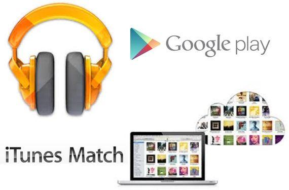 itunes match vs google play music