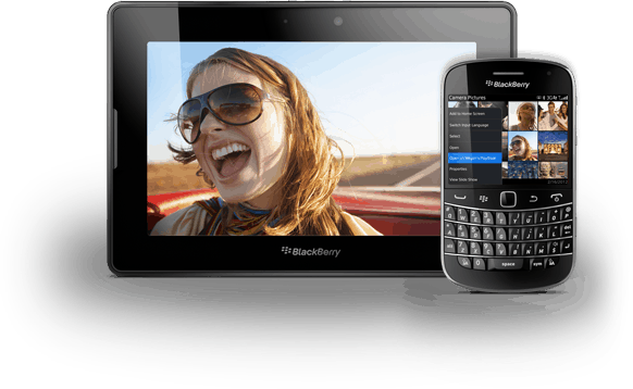 BlackBerry PlayBook Remote