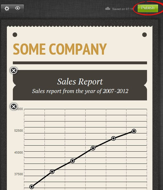 infographics data