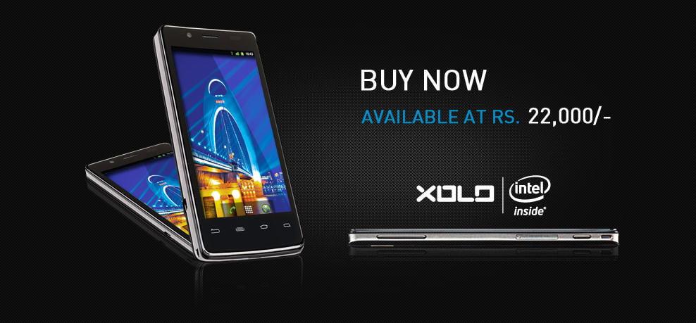 Intel XOLO X900-Price