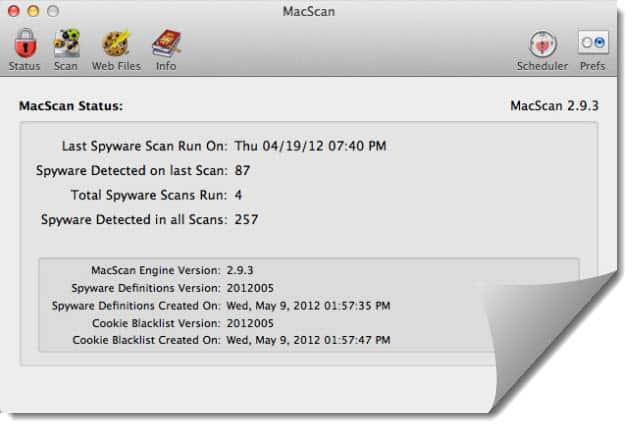 Macscan Malware Removal Tool