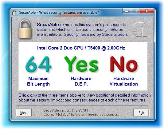32 bit and 64 bit Operating Systems