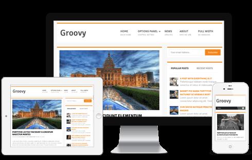 Groovy-WordPress-Theme