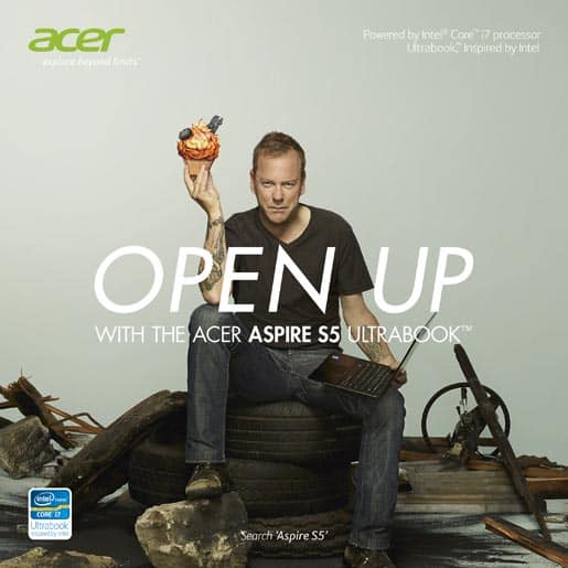 Acer Aspire S5: Explore your hidden passions 1