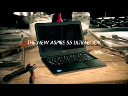 Acer Aspire S5: Explore your hidden passions 2