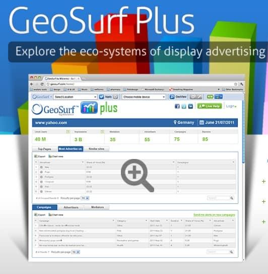GeoSurf