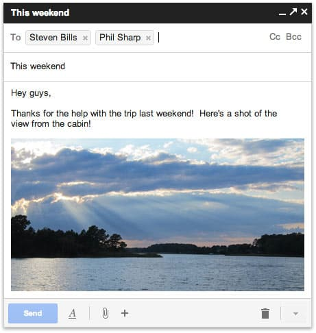 Google introduces new compact composer for Gmail 1