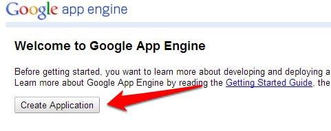 google free business app step 1