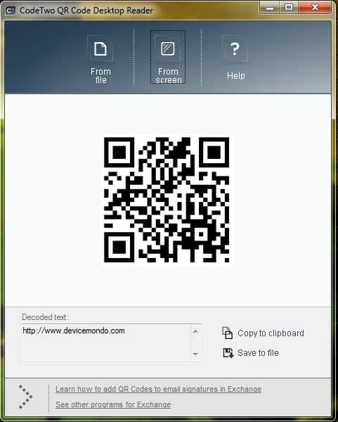 How To Scan QR Codes From Your Computer? 8