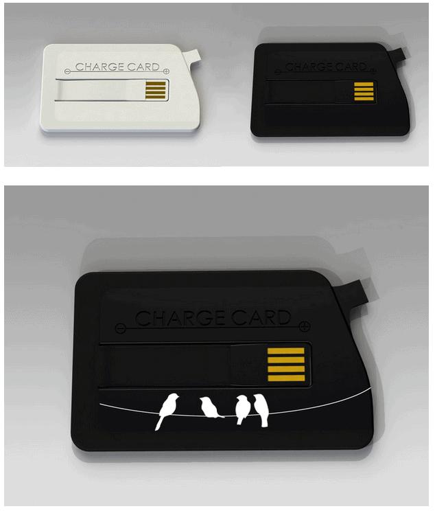ChargeCard - Micro USB