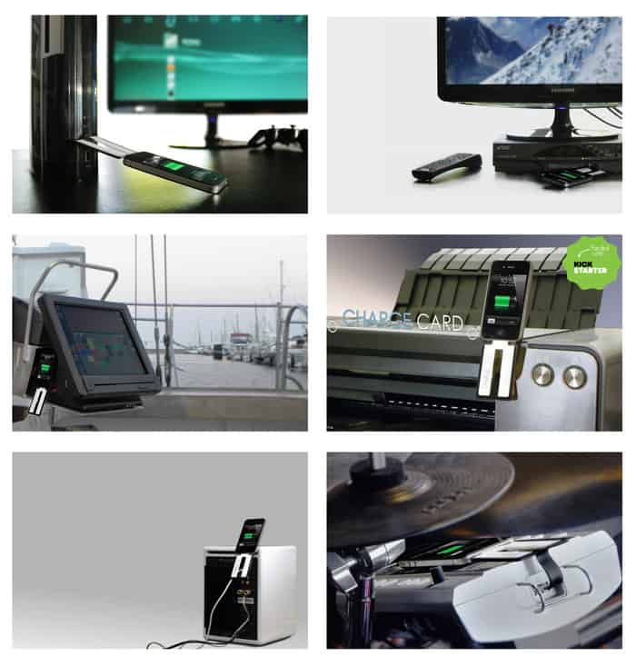 ChargeCard  Portability