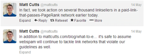 Matt cutts about penguin 2.0 update