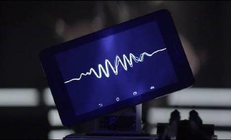 Intel Tablet x video