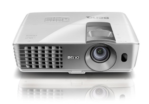 benq w1070 projector review