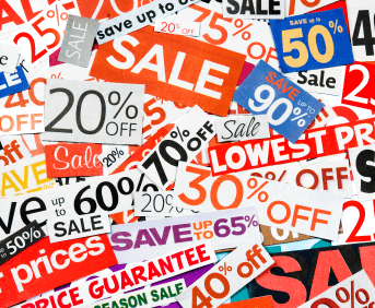 Online-shopping discount : COUPONING