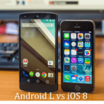 Android L vs. iOS 8: Can Apple take on Android's Biggest Update