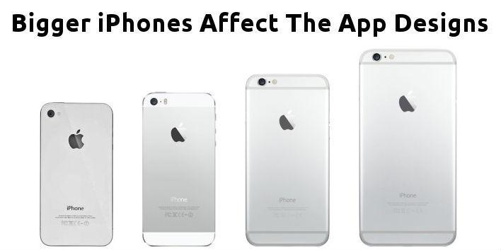 iphone 6 bigger screen comparison
