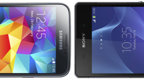 Galaxy S6 Vs Sony Xperia Z3