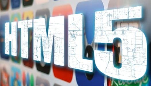 html5 web technology