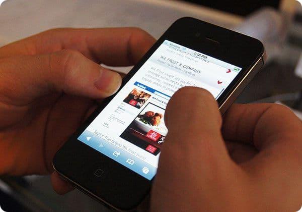 mobile ready web development