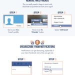 How to beat Facebook addiction – Infographic