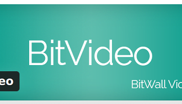 bitvideo wordpress plugin