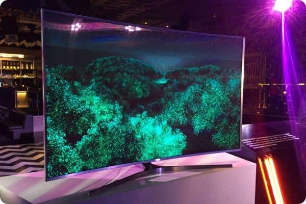 Samsung4k SUHD TV