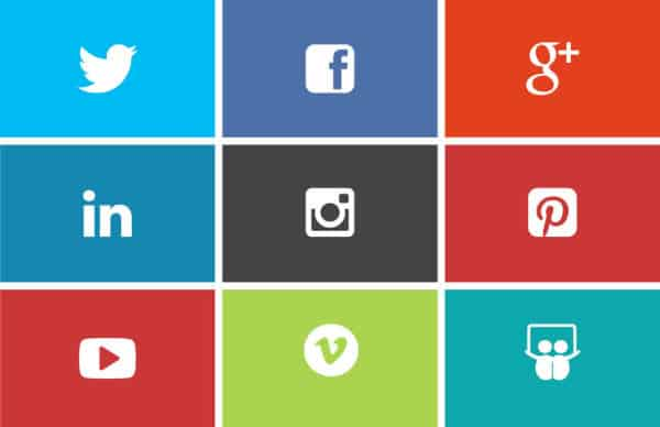 Colors and Social Media
