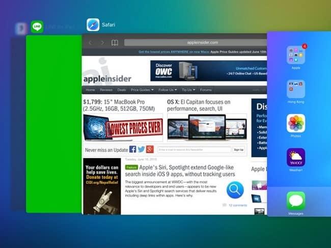 ios9 app switcher
