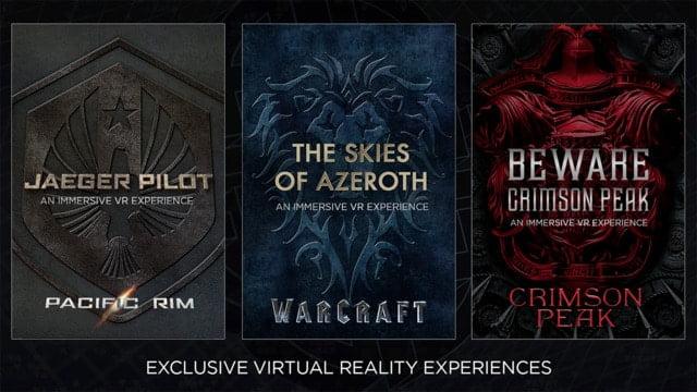 Legendary VR game
