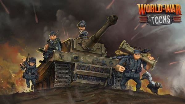 World War Tunes virtual reality game