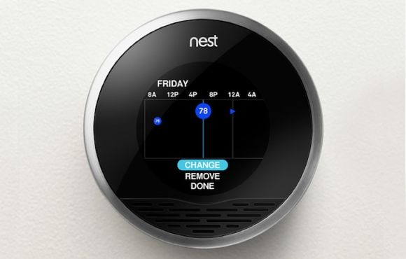 smart home thermostats