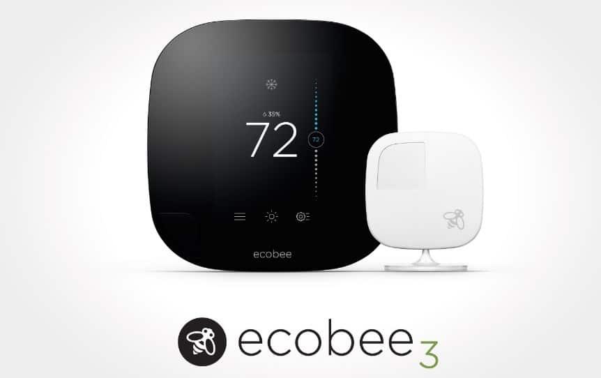 ecobee smart home device