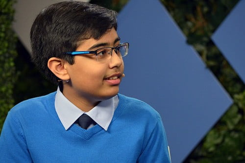 Tanmay Bakshi Youngest Developer