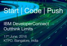 Start Code Push IBMDevConnect