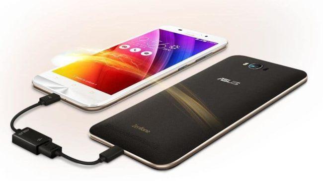 Asus Zenfone Max Powerbank Feature